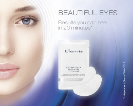 Famous Faces love Elemis Eye Care
