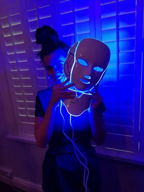 Skin benefits of LED Therapy