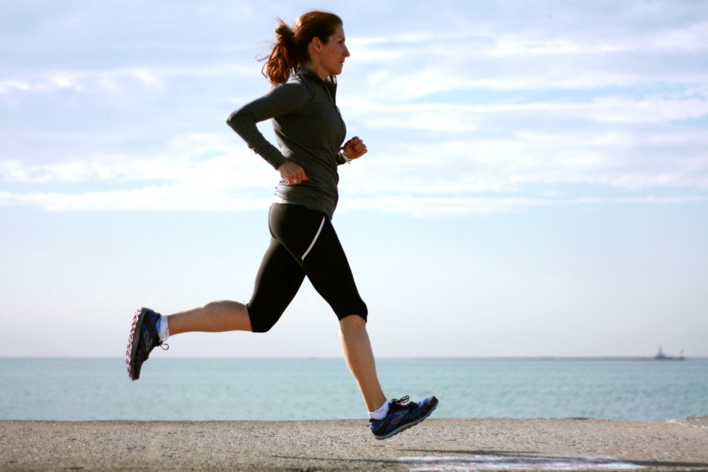 The Lazy Girl's Guide to Training for a 5K