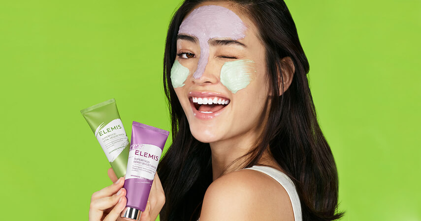 COMBINATION SKIN? THESE MASKS ARE FOR YOU.